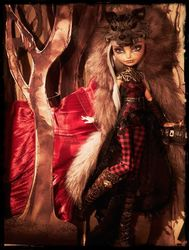 Сериз Вульф - Комик-Кон (Cerise Wolf - Exclusive Doll Comic Con 2014)