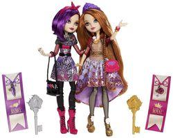 Холли и Поппи - Базовые (Holly and Poppy: Basic)